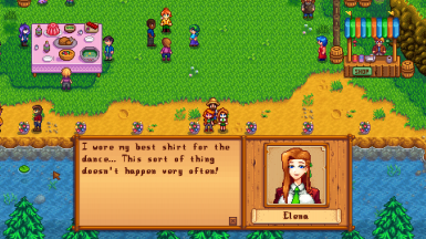 Elena at Flower Dance (should probably change this text)
