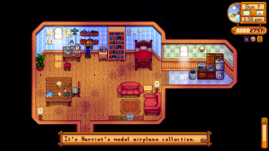 Harriet's Airplane Collection