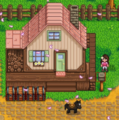 Madeline's Farmhouse and Farm Building Recolors - UPDATED 10-24-16