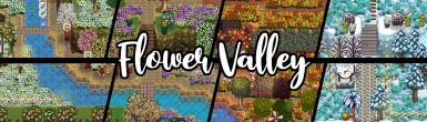 Content Patcher Version Flower Valley - Town and Farm Buildings ReDesign