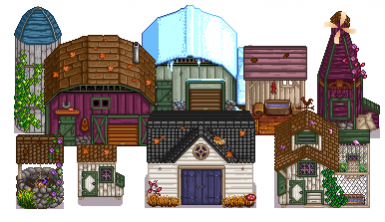 Hudson Valley Buildings - Complete Pack