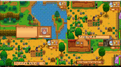Split Screen at Stardew Valley Nexus - Mods and community