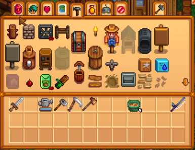 Convenient Chests at Stardew Valley Nexus - Mods and community