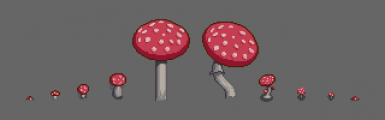 Mushroom Tree Replacement - Content Patcher