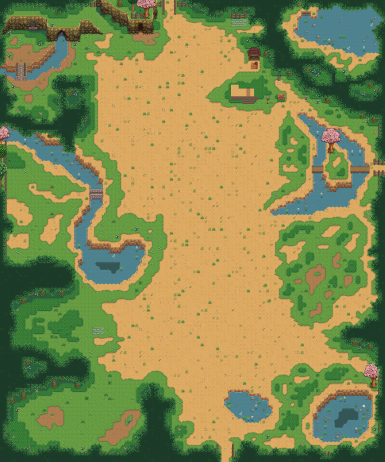 Expanded Farm - Hidden Forest