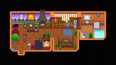 Farmhouses Enhanced at Stardew Valley Nexus - Mods and community