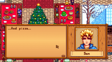 Feast Of The Winter Star - Dating Sam pt. 2