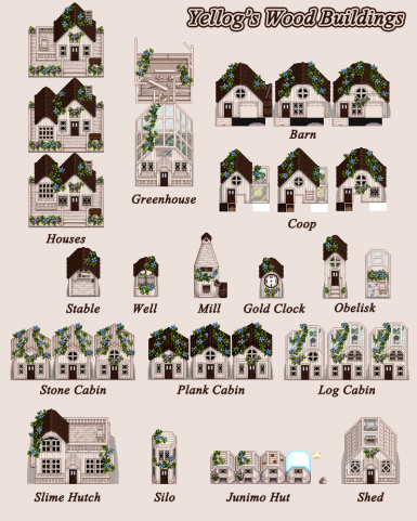 Yellog's Wood Buildings (CP)
