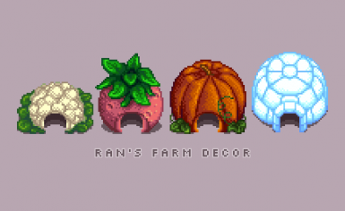 Ran's Farm Decor