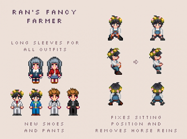Ran's Fancy Farmer