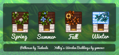 (CP) Pethouse Re-skin to match Yellog's Buildings