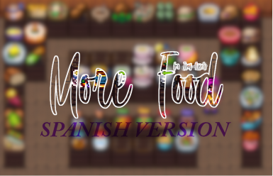 More Food - A Collection of Recipes - Spanish