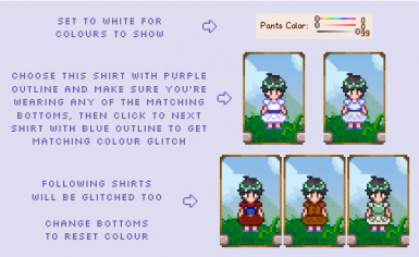 Ran S Wedding And Flower Dance Attire At Stardew Valley Nexus Mods And Community Fixed a few missing boundary tiles in certain areas, including in the stardew valley fair. stardew valley nexus mods