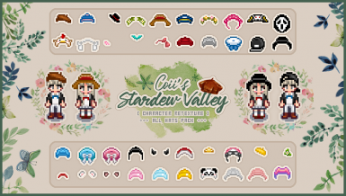 Coii's All Hats Pack