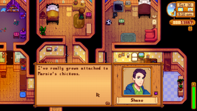Anime Shane Portrait