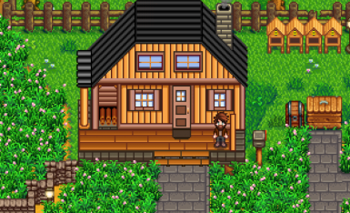 Player Home (Upgraded) Detailed