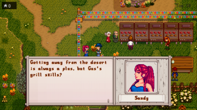 Looking for Love (formerly Siv's Marriage Mod) at Stardew