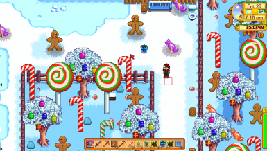 CP Christmas Candyland