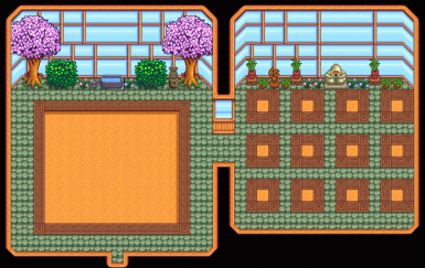 A Smol Greenhouse