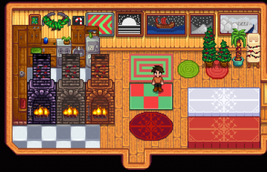 All furniture items