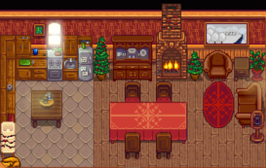 A Merry Furniture Christmas