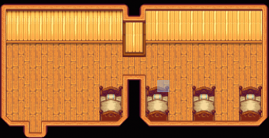 Content Patcher - More Beds in Farmhouse