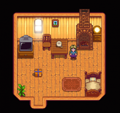 Farmhouse with Dresser