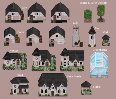 Eemie's Victorian Buildings for CP