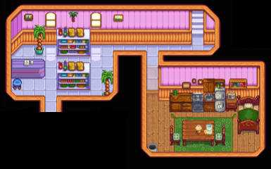 Sandy's Home in the Oasis