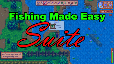 Fishing Made Easy Suite (Content Patcher)