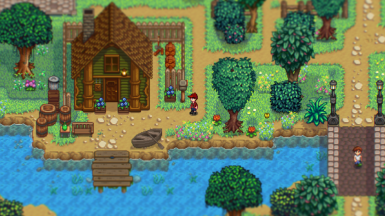 Stardew Valley Expanded at Stardew Valley Nexus - Mods and community