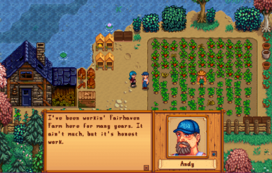 Stardew Valley Expanded at Stardew Valley Nexus - Mods and