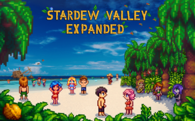 Stardew Valley Expanded Mod by FlashShifter