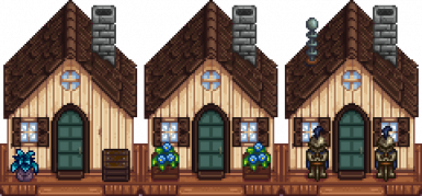 Cabin from Only Original Vanilla Artwork