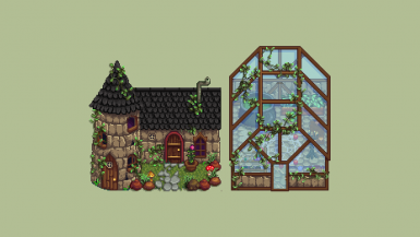 Wizard Style House