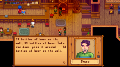 Shane Sings 99 Bottles of Beer