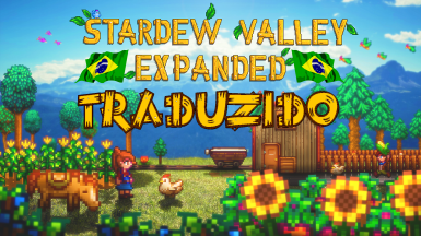Stardew Valley Expanded - Portuguese