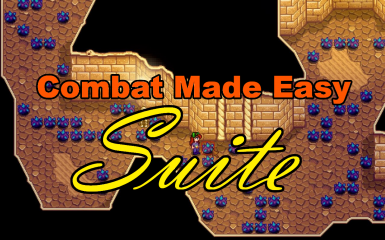 Combat Made Easy Suite (Content Patcher)