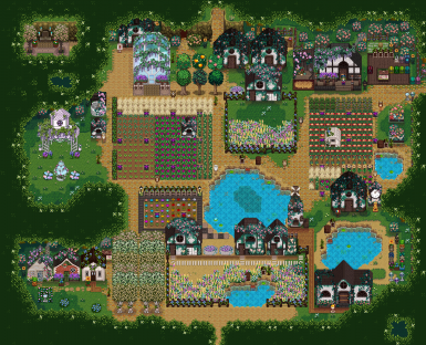 Now your summer crops will match the rest of your farm!