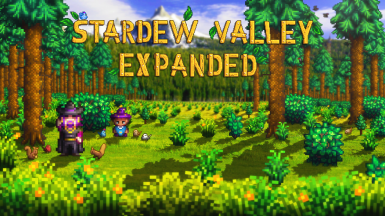 Stardew Valley Expanded For Chinese Simplified