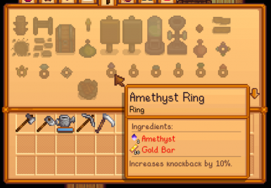 (CP) Craftable Rings