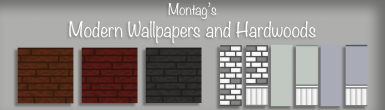 Montag's Modern Wallpapers and Hardwoods