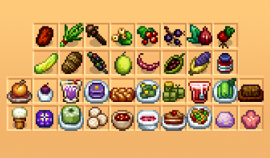Bonster's Crops and Recipes Retexture