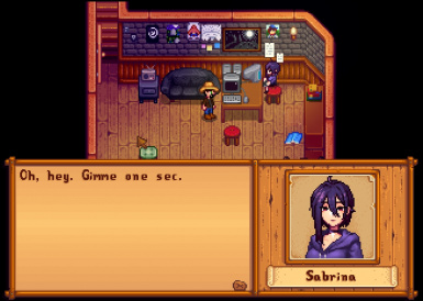 Sebastian_Girl Dialogue changes