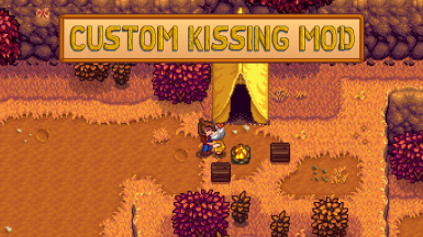 Custom Kissing Mod