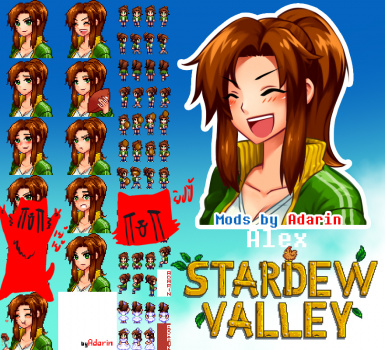 stardew valleu multiplayer how to change character