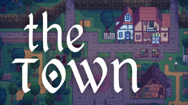 Stardew Enhanced I THE TOWN
