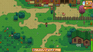 Leah's Cabin and Marnie's Ranch