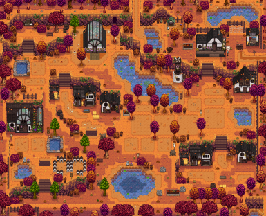 No map recolor (fall)