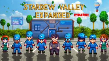 Stardew Valley Expanded - Spanish